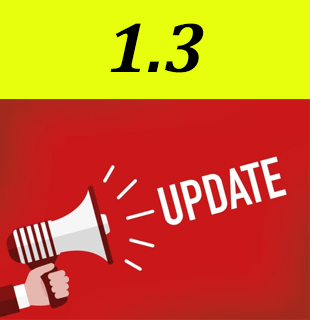 Update Version 1.3